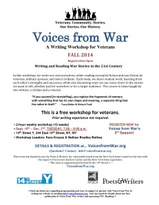 Voices_from_War__Flyer__FALL_2014