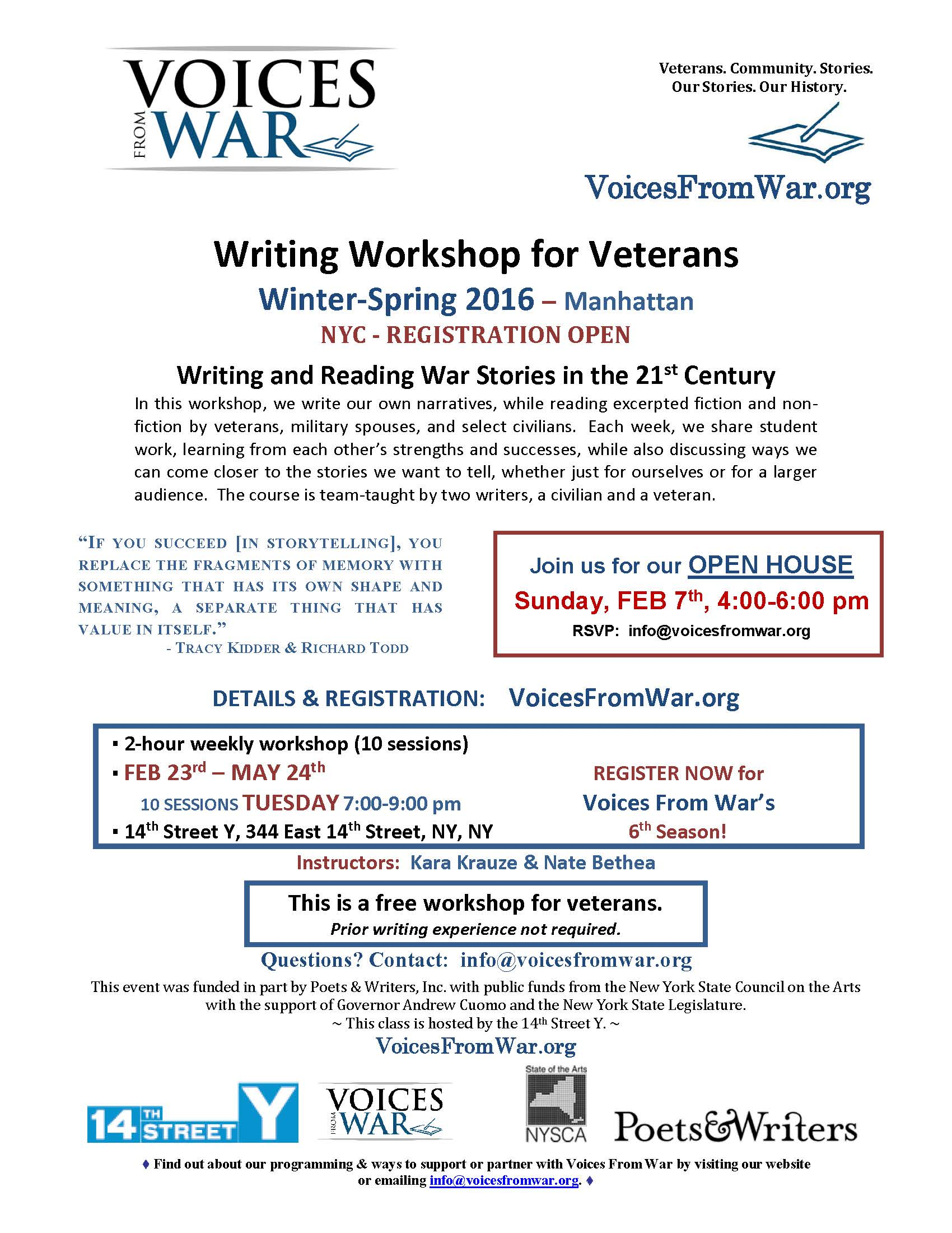 Voices_From_War__Flyer__Winter-Spring_2016